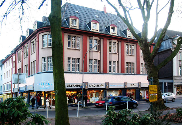 Wohnhaus am Mengeder Markt in Dortmund-Mengede