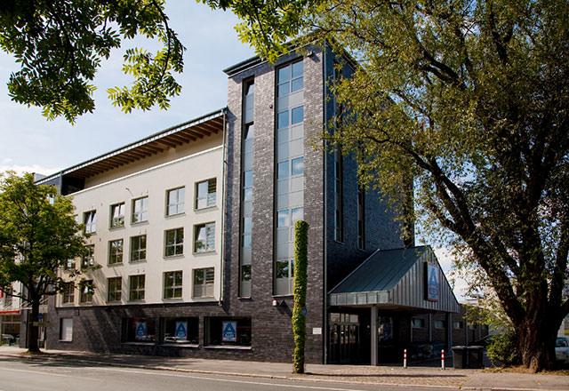 Wohnhaus in Dortmund an der Schützenstrasse